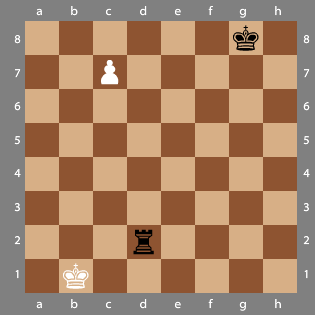 Advanced Passed Pawn